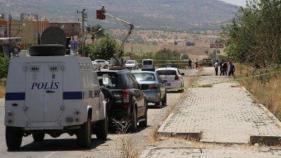 Türkiyədə 3 polis terror nəticəsində yaralandı