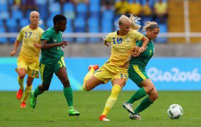 """""""Rio-2016""""ya futbol yarışları ilə start verilib"""