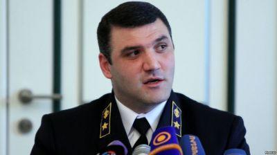 Генпрокурор Армении подал в отставку
