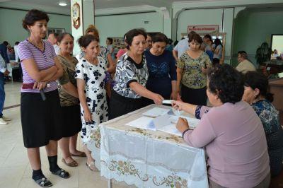 Babək rayonunda əmək yarmarkası keçirilib