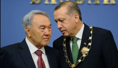 Nazarbayev bu gün Türkiyəyə gəlir