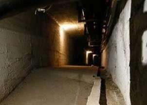 İzmirdə Gülən tərəfdarlarının gizli tuneli tapıldı!