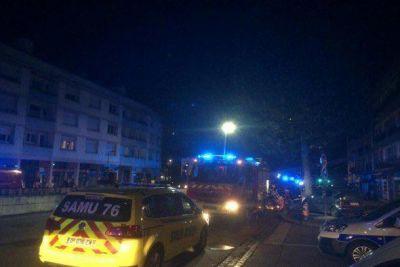 Во Франции произошел сильный пожар, есть множество погибших
