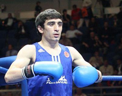 Азербайджанcкий боксер: «Я нацелен только на первое место»