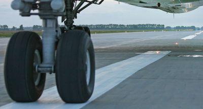 В Японии в аэропорту при посадке произошла авария, ранен пилот