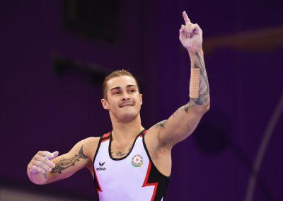 Gimnastımız Rio Olimpiadasının  FINALINDA
