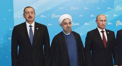 Azərbaycan, Rusiya və İran prezidentləri bu gün bir araya gələcək
