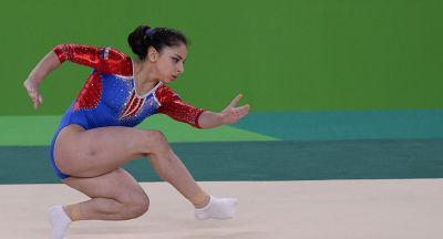 Очередная провокация со стороны Армении: гимнастка сборной России выступила под «арцах» на Олимпиаде