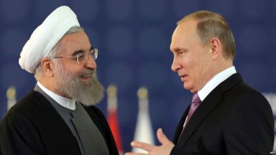 Президенты России и Ирана обсудят в Баку помощь Турции