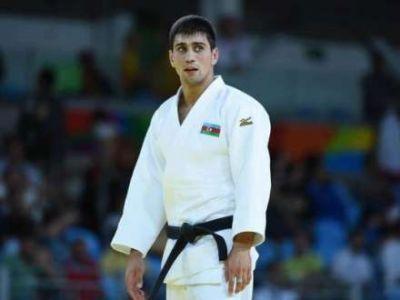 Rio-2016: cüdoçumuz gümüş medal qazandı! (yenilənib)