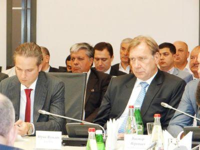 Банк ВТБ (Азербайджан) принял участие на расширенном заседании Азербайджано-Российского и Российско-Азербайджанского деловых советов