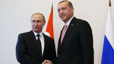 """Rusiya prezidenti: """"Konstitusiyaya zidd olan hər cür cəhdin qarşısındayıq"""""""
