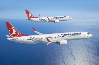 Turkish Airlines начала регулярные рейсы из Санкт-Петербурга в Анталью