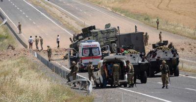 Türkiyədə hərbçilərə qarşı xain hücum TERROR