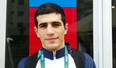 """Kamran Şahsuvarlı: """"Hər bir döyüşə yaxşı köklənmək lazımdır"""" AÇIQLAMA"""