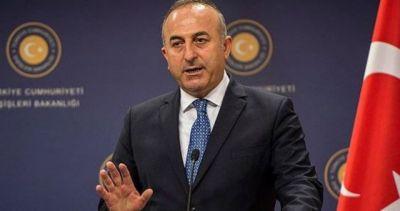"""Mövlud Çavuşoğlu: """"Bu məsələdə fikir ayrılıqlarımız var"""" SURİYA BÖHRANI"""
