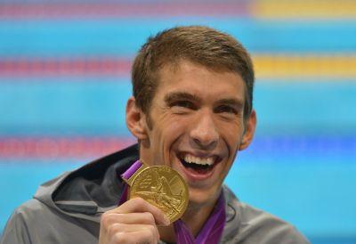Olimpiada tarixinin ən titullu idmançısı 25 olimpiya medalı