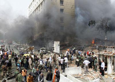 Suriyada terror: 9 nəfər öldü, 30 nəfər yaralandı