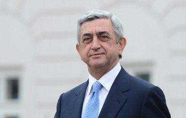 Президент Армении едет в Бразилию