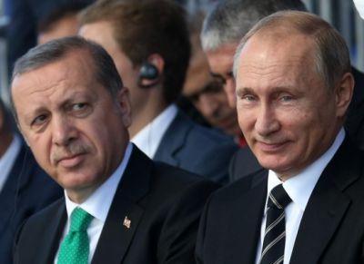 Путин и Эрдоган могут встретиться в Китае