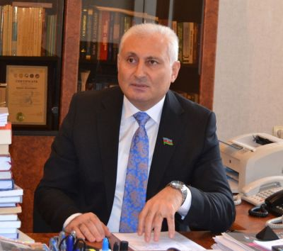 """Hikmət Babaoğlu: """"Hazırkı şəraitdə yeni nəqliyyat dəhlizi olduqca cəlbedici görünür"""""""