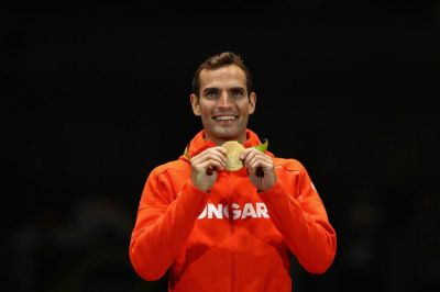 Macar idmançı ikiqat Olimpiya çempionu olub