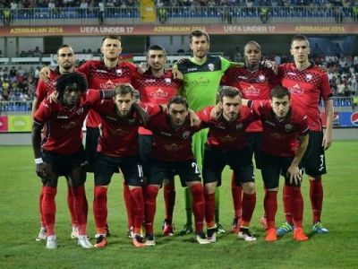 """""""Qəbələ"""" sifariş ərizəsini UEFA-ya təqdim edib"""