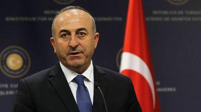 Глава МИД Турции заявил о побеге 32 дипломатов
