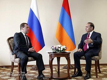 Medvedev Abramyanla ayrıca görüşdən imtina edib  KİV