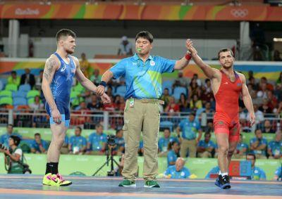 """Rövşən Bayramov """"Rio-2016""""da 5-ci olub FOTOLAR"""