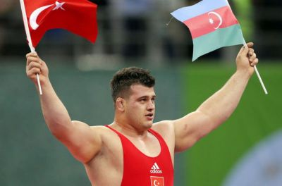 """Rza Kayaalp """"Rio-2016""""da Türkiyəyə 2-ci medalı qazandırıb"""