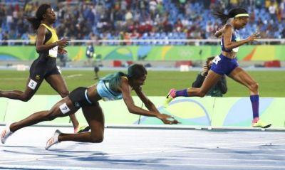 Tarixdə görünməmiş üsuldan istifadə etdi  Olimpiya çempionu oldu - FOTOLAR