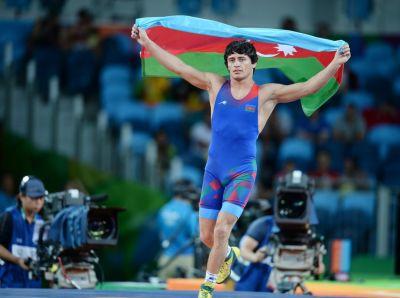 Rəsul Çunayevin bürünc medal qazandığı görüş FOTOLAR
