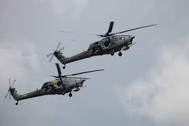 В Азербайджане выставлены на продажу вертолеты