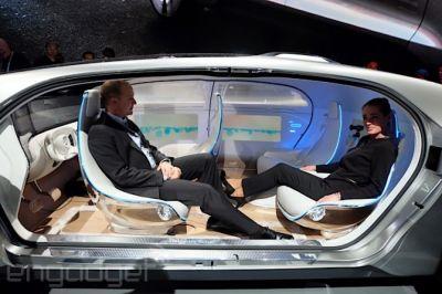 """""""Ford"""" sürücüsüz avtomobil istehsal edəcək İLK"""