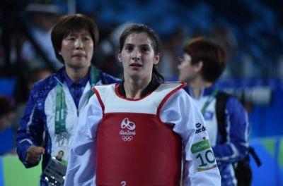 Азербайджан завоевал первую олимпийскую медаль в таэквондо