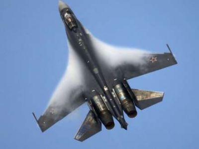 Rusiya Həmədan bazasından  İŞİD mövqelərini bombaladı
