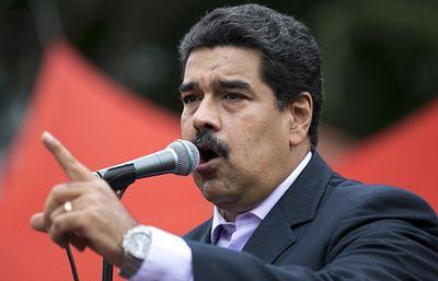 """Nikolas Maduro: """"Ərdoğandan da sərt attım atacam"""" HƏDƏ"""