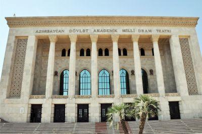 """Akademik Milli Dram Teatrı mövsümü """"Qarabağnamə"""" ilə açacaq"""