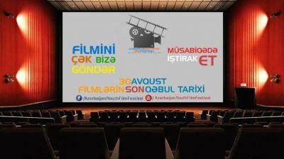 Gənclərin Film Festivalı keçiriləcək
