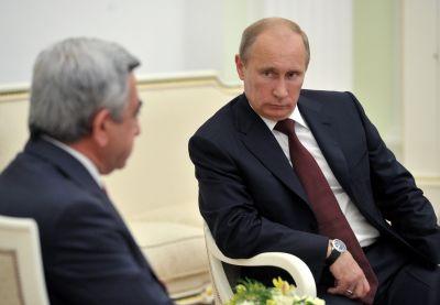 Армянский эксперт: «Россия имеет свои имперские интересы, какими бы мы ни были союзниками»