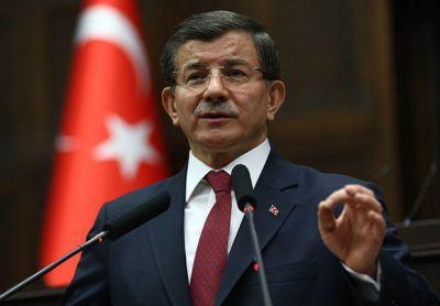 Əhməd Davudoğlu FETÖ ilə bağlı dünya liderlərinə üz tutdu