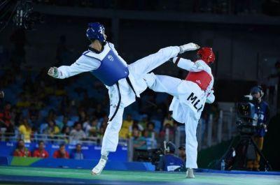 Рио-2016: Азербайджанский таэквондист завоевал «бронзу»