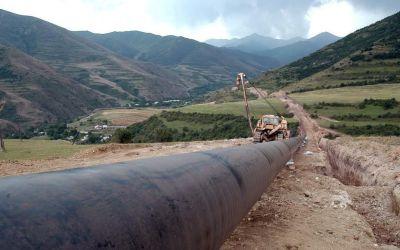 В Грузии хотели взорвать газопровод в Армению