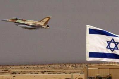 ВВС Израиля атаковали сектор Газа