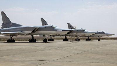 Россия приостановила использование иранской авиабазы