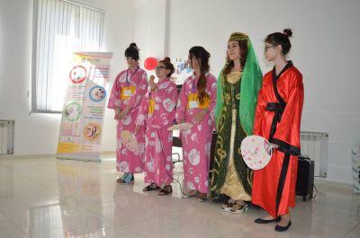 Bakıda Yaponiya mədəniyyəti FOTOLAR