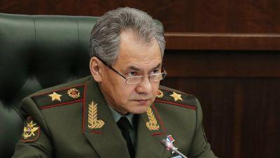 Украина объявила Шойгу в розыск