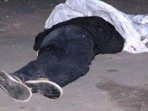 Tovuzda  minik avtomobili piyadanı vurub öldürdü