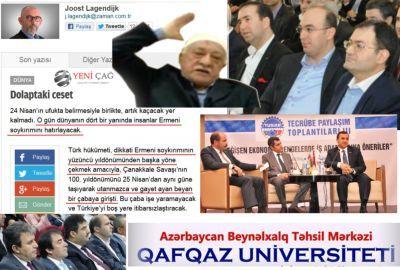 Xain FETÖ planı Azərbaycanda ifşa olunur! ARAŞDIRMA